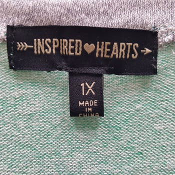 Used *Other Brand (Grade 2) TOPS  1X-18