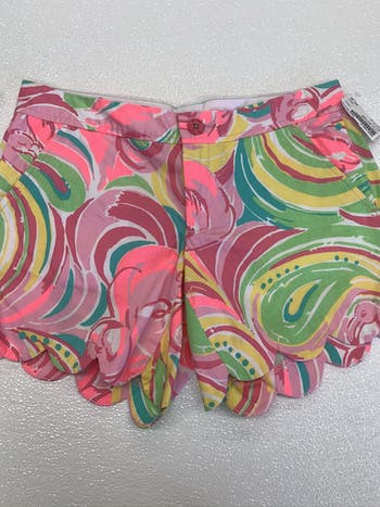 Used lilly pulitzer BOTTOMS  0-25