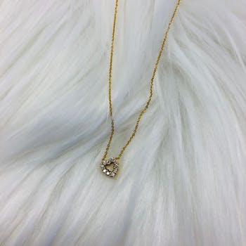 Used Roberto Coin Diamond Necklace JEWELRY