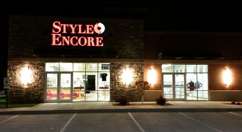 Cedar Rapids, IA Storefront Image